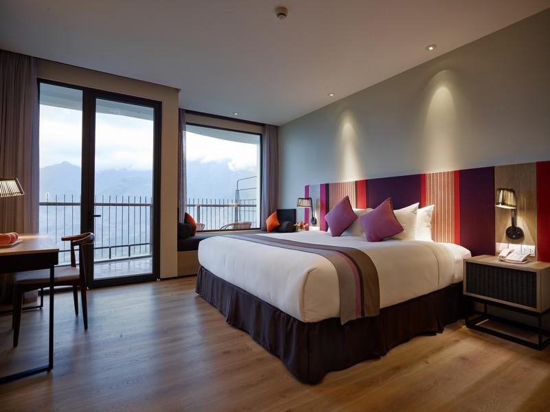 Phòng nghỉ khách sạn Pao's Sapa