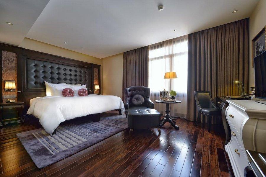 Hạng phòng Classic Suite theo phong cách thiết kế cổ điển