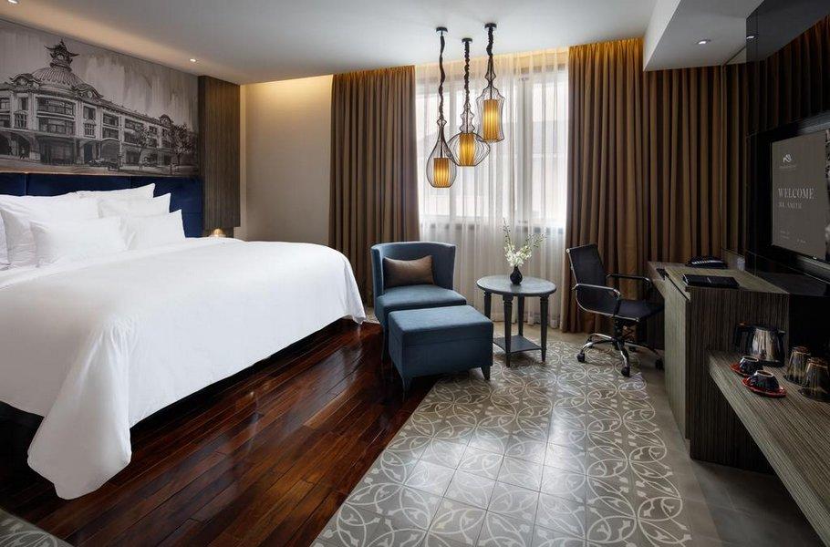 Phòng Trend Suite theo phong cách thiết kế hiện đại
