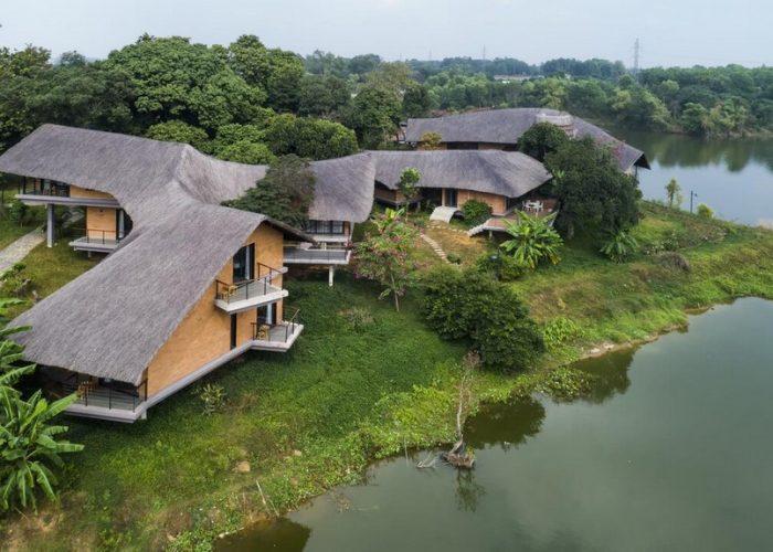 Khu nghỉ dưỡng Tomodachi Retreat Làng Mít