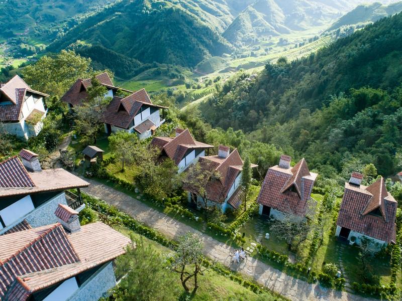 Khu nghỉ dưỡng Sapa Jade Hill