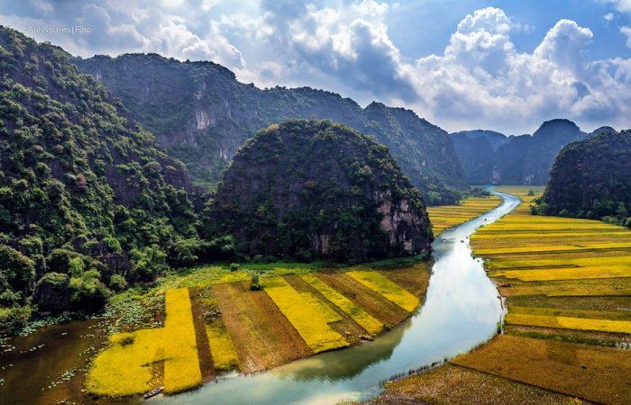 Phong cảnh Tam Cốc, Ninh Bình