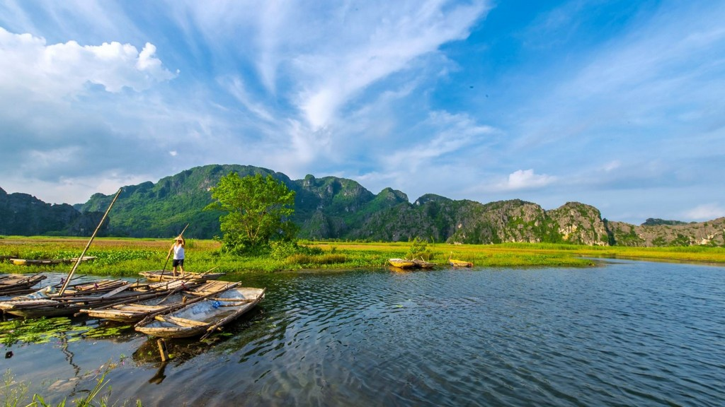 Khu bảo tồn thiên nhiên đất ngập nước Vân Long, Ninh Bình