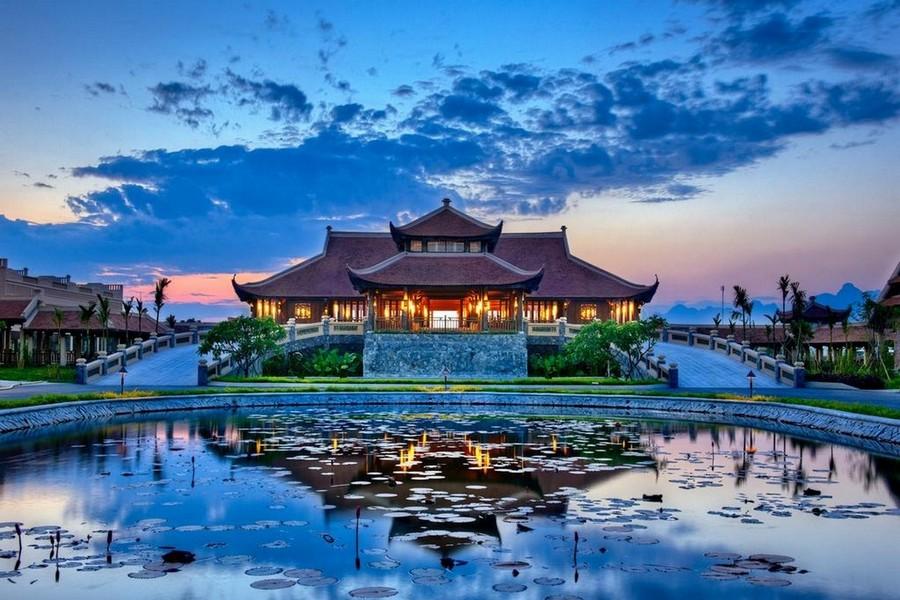 Khu nghỉ dưỡng Emeralda Ninh Bình resort