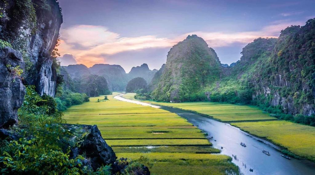 Phong cảnh Ninh Bình