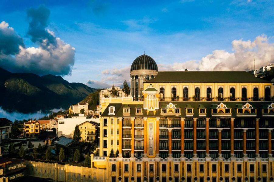 Khách sạn 5 sao đẳng cấp nhất Hotel de la Coupole Sapa