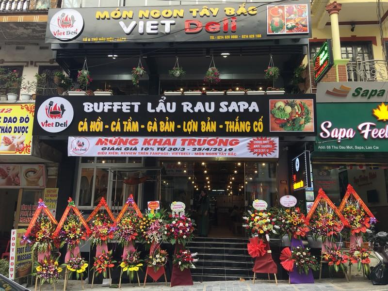 Nhà hàng Việt Deli Sapa
