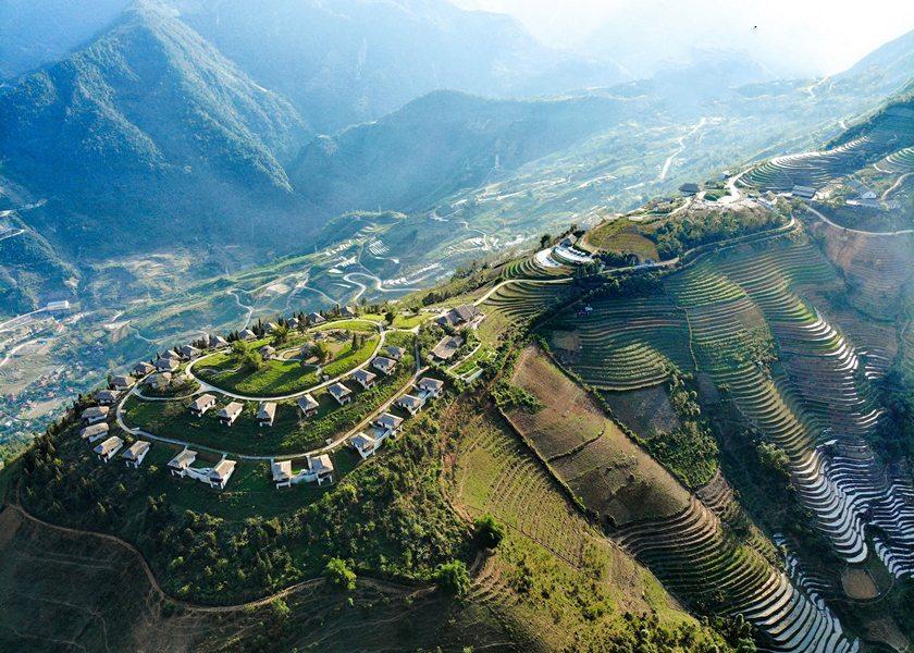 Topas Ecolodge, khu nghỉ dưỡng trên mây tại Sapa
