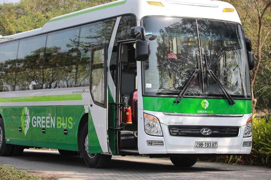 Xe giường nằm Green Bus Sapa
