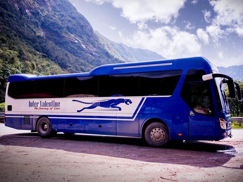 Xe giường nằm hãng Interbusline