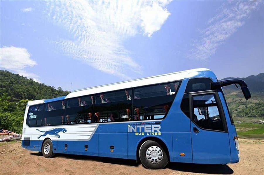 Xe giường nằm đơn Interbusline tuyến Hà Nội - Sapa