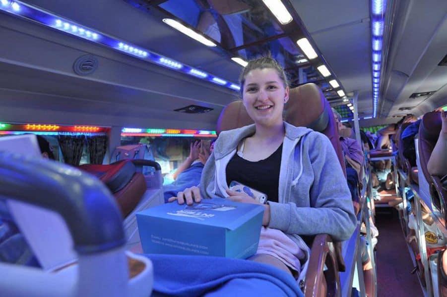 Hãng xe được nhiều khách nước ngoài ưa chuộng