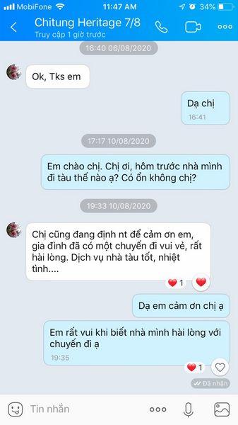 Phan hoi khach hang Onevivu 1