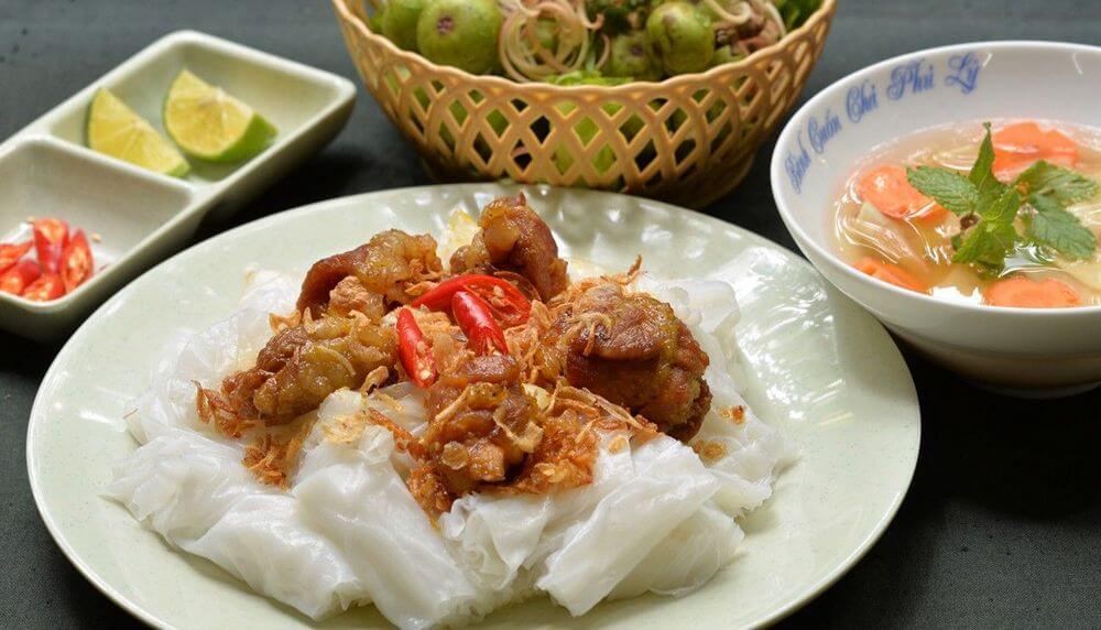 Bánh cuốn Phủ Lý, Hà Nam