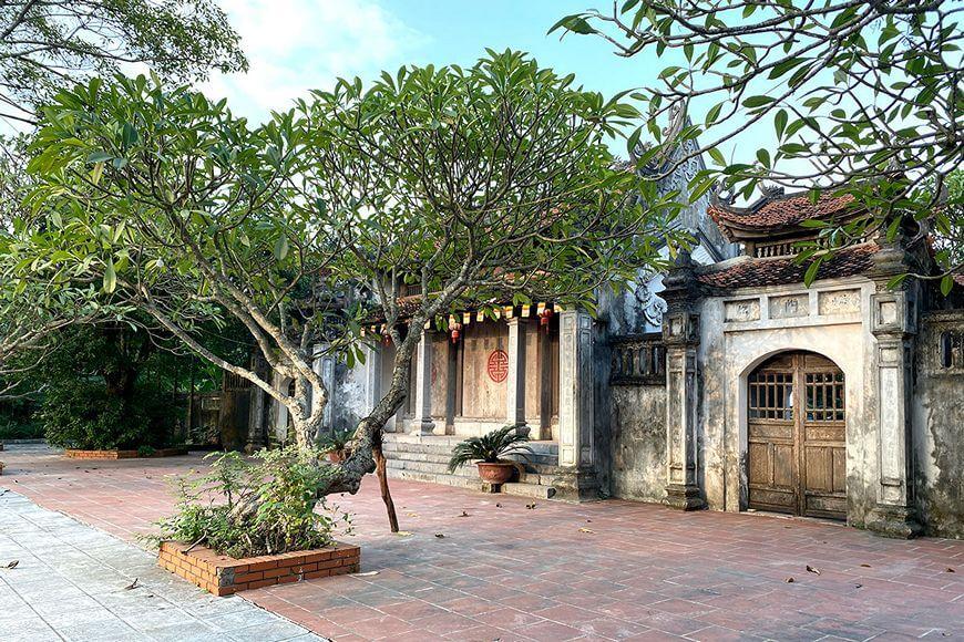 Chùa Bà Đanh, Hà Nam