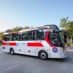 Xe bus 45 chỗ đi Cát Bà từ Hà Nội