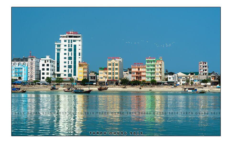 Thị trấn Cô Tô