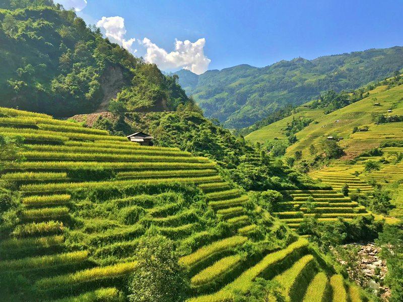 Cảnh đẹp khó quên tại Hoàng Su Phì