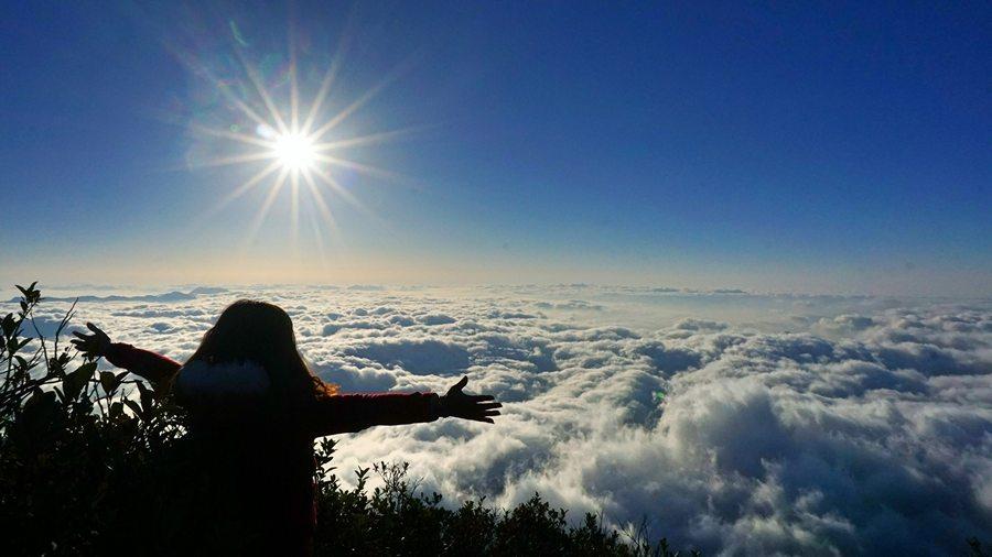 Săn mây ở Hoàng Su Phì