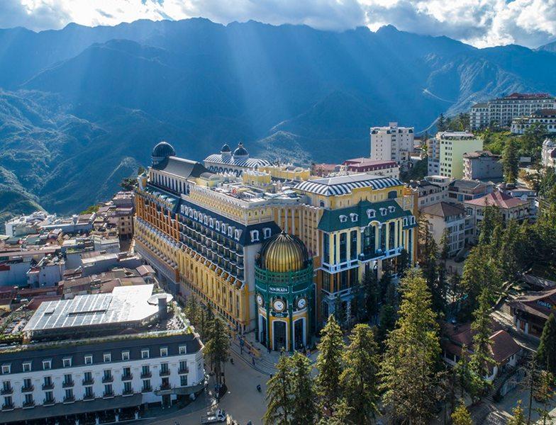 Khách sạn có vị trí đắc địa tại Sapa