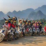 Tour Hà Giang trên xe máy