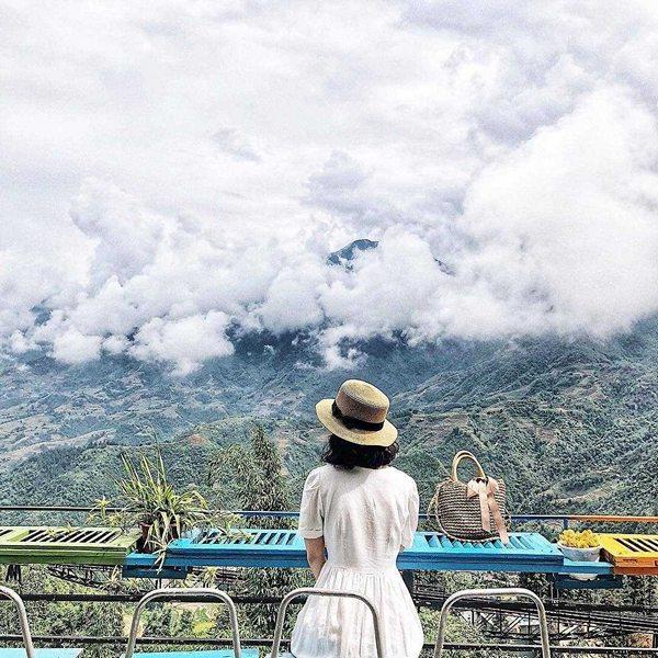View cực đẹp tại VietTrekking Homestay